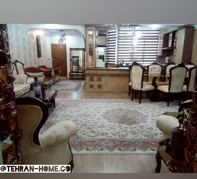 خرید و فروش آپارتمان در بلوار فردوس غرب تهران هوم املاک بارمان tehran home