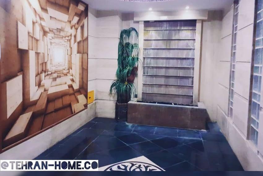 آپارتمان نوساز 3 خواب در شهرزیبا