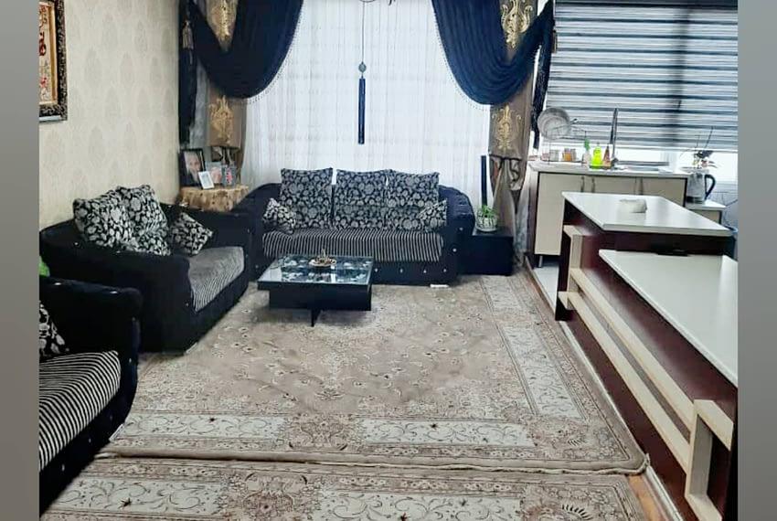 ش آپارتمان در شاهین شمالی تهران هوم املاک بارمان