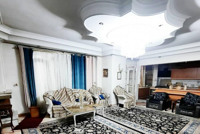 خرید و فروش آپارتمان سه خواب در بلوار فردوس شرق تهران هوم tehran home