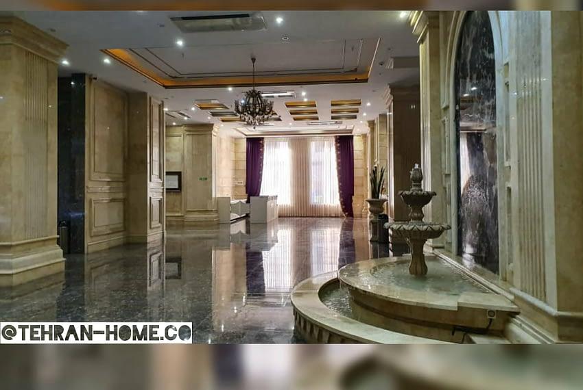 آپارتمان در برج لوکس و مجلل یاس در بلوار فردوس غرب
