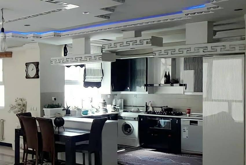 آپارتمان نوساز 3 خواب در بلوار فردوس غرب