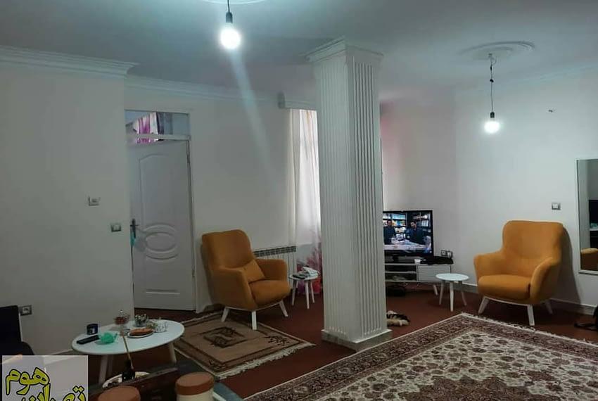 آپارتمان در بلوار فردوس غرب خیابان ورزی