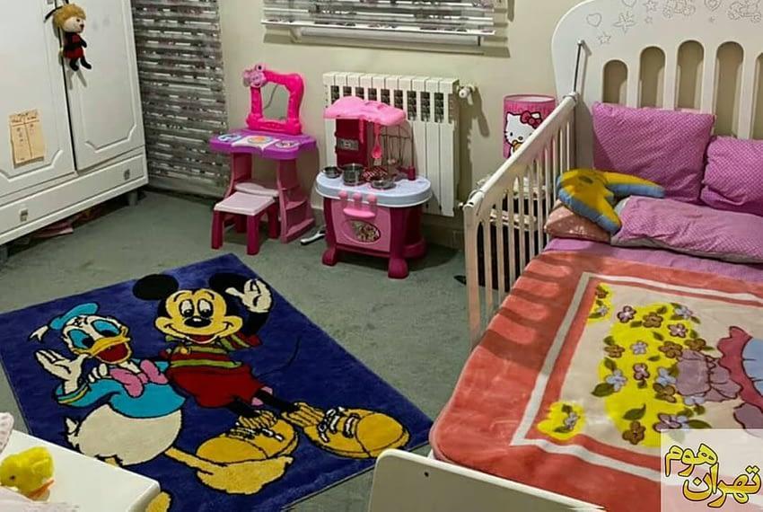 خرید اپارتمان 3 خوابه در بلوار فردوس شرق